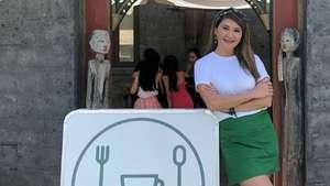 Tamara Bleszynski Fokus ke Dunia Kuliner