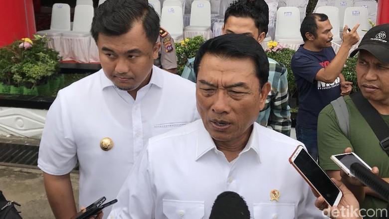 Prabowo Diklaim Tak Ditolak AS, Moeldoko: Kalau Kongres Setuju Apa Salahnya?
