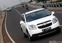 Ilustrasi Chevrolet