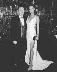 Eric Tse dan Bella Hadid