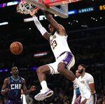 Lakers Tundukkan Hornets, Warriors Kalah Lagi