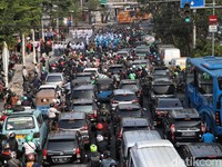 Mau Dapat Untung dari Kemacetan Jakarta? Begini Caranya (1)
