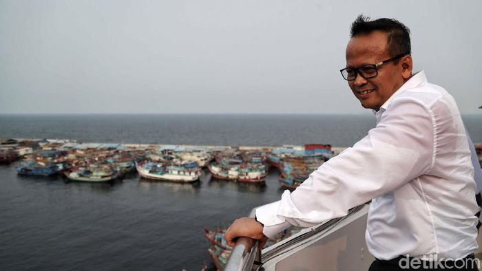 Menteri Kelautan dan Perikanan Edhy Prabowo/Foto: Pradita Utama