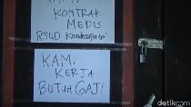 Honor Belum Dibayar, Perawat di RSUD Mamasa Sulbar Mogok Kerja