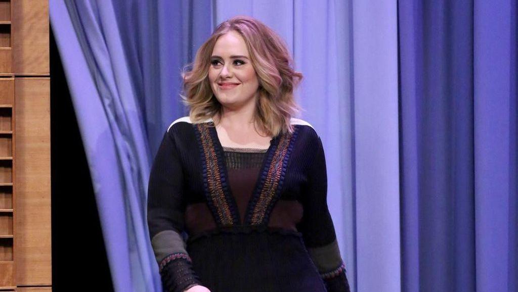 5 Fakta Kulineran Adele yang Kini Pangling karena Langsing