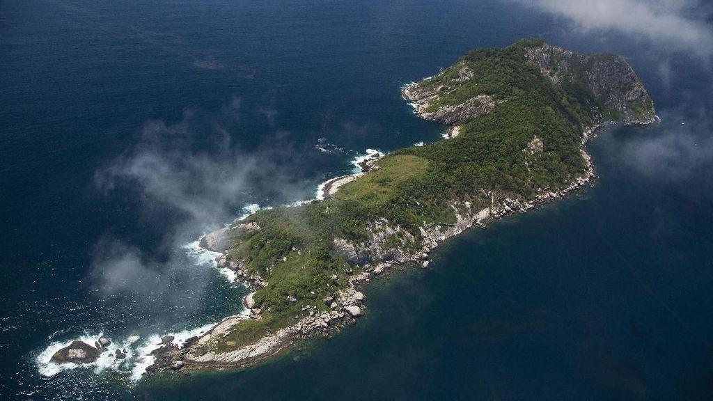 Pulau Ini Terlarang buat Manusia, Datang Artinya Cari Mati