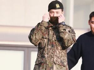 G-Dragon Baru Keluar Wamil, Jam Tangan yang Dipakainya Langsung Sold Out