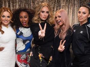 Berat Turun 19 Kg, Adele Dapat Baju Gratis dari Victoria Beckham