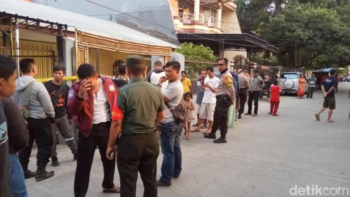 Lokasi kos perempuan yang ditemukan meninggal dunia di Tamalate, Makassar, Senin (28/10). (Dok. Istimewa)