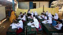 Semangat Anak-anak di Perbatasan Menempuh Pendidikan