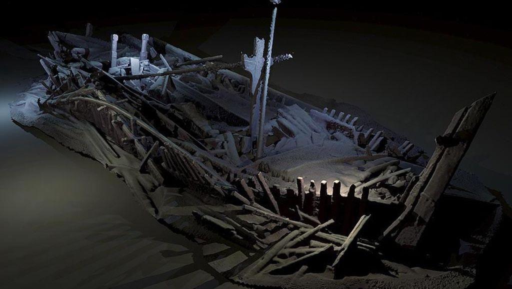 Ilmuwan Ungkap Petunjuk Misteri Kapal Nabi Nuh