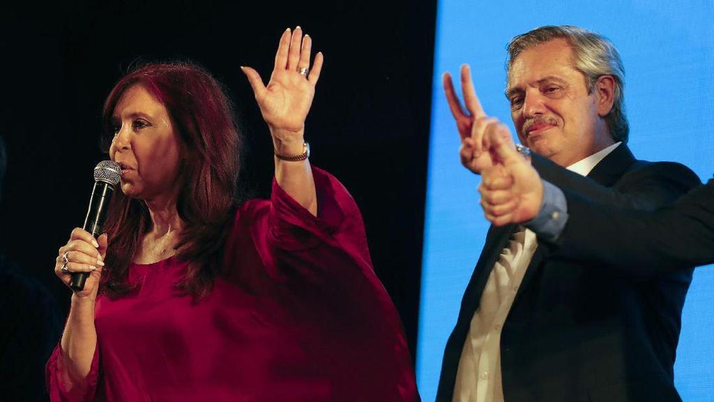 Kalahkan Incumbent, Profesor Hukum Menangkan Pilpres Argentina