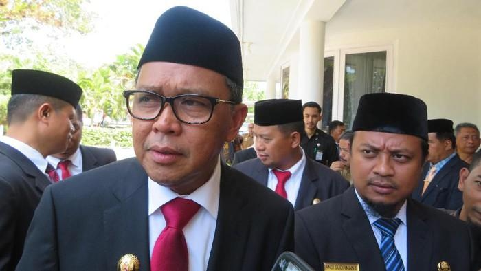 Gubernur Sulsel Nurdin Abdullah (Foto: Noval/detikcom)