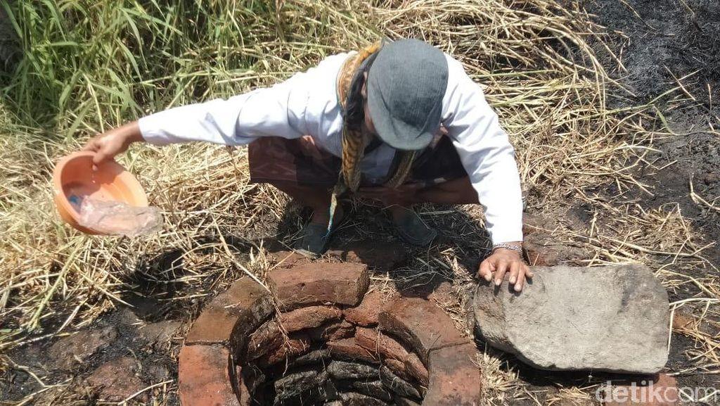 Warga Sidoarjo Temukan Bangunan dan Sumur Diduga Peninggalan Zaman Kerajaan