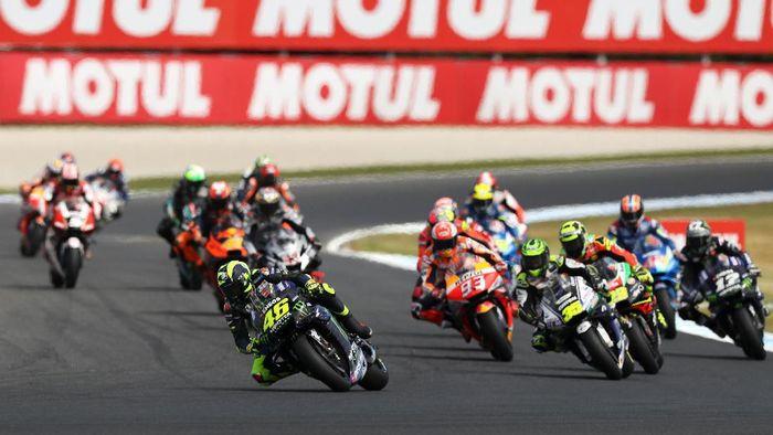 Akhir pekan MotoGP diusulkan untuk dipadatkan menjadi dua hari. (Foto: Robert Cianflone / Getty Images)
