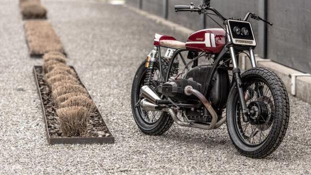 Motor Flat Tracker/ Bikeexif