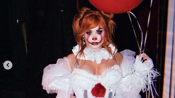Kostum-kostum Halloween Unik Selebriti Dunia