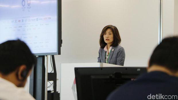 Maki Kobayashi Terada, Direktur Eksekutif Tokyo Organizing Committee