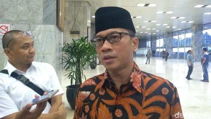 Yandri Susanto (Foto: Nur Azizah Rizki/detikcom)
