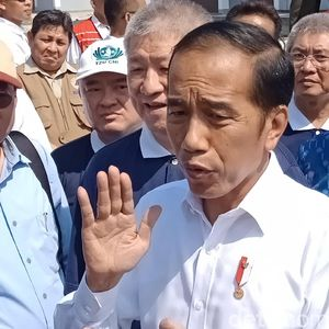 Jokowi Kantongi Nama Calon Bos Mandiri, BTN, dan Holding Tambang