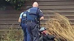 Dua Polisi yang Hentikan Aksi Teroris di Selandia Baru Terima Penghargaan