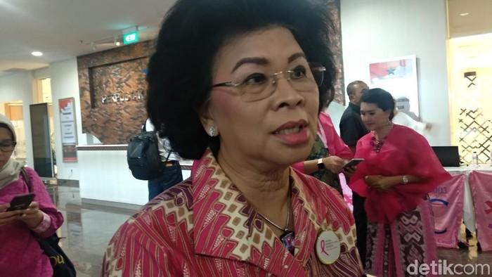 Linda Gumelar. Foto: Widiya Wiyanti/detikHealth