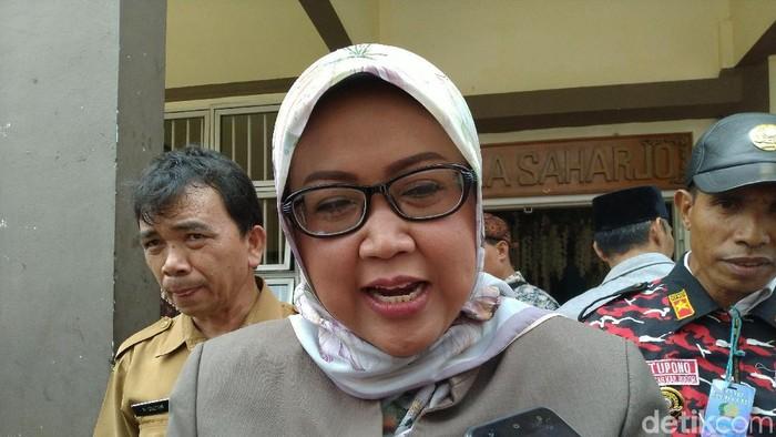 Bupati Bogor Ade Yasin (Sachril Agustin Berutu/detikcom)