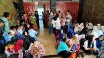 Klaten Job Market Fair 2019, Puluhan Perusahaan Buka Lowongan Kerja