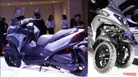 Yamaha XMAX 3 Roda