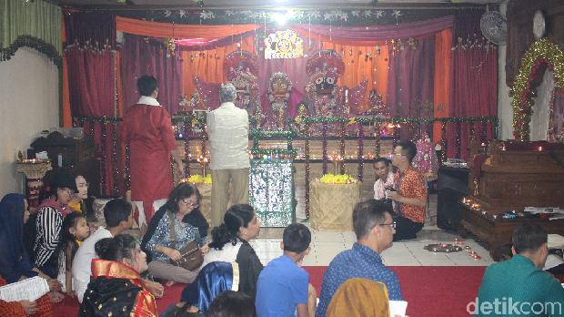 Kisah Perayaan Festival Cahaya dari Pasar Baru