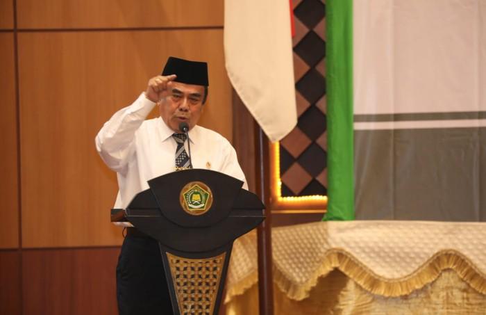 Menag Fachrul Razi (Dok. Kemenag)