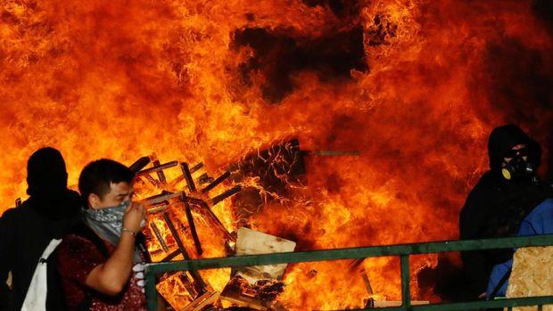 Astaga! Tambah Lagi Negara di Jurang Krisis: Chili