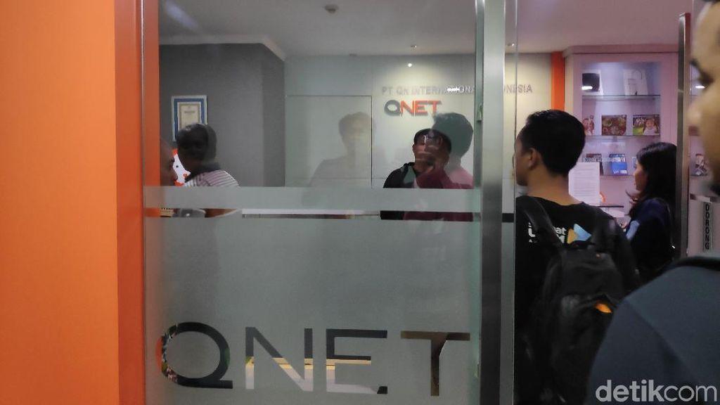 Investasi Bodong Qnet Sudah Dihentikan, Kok Masih Kecolongan?