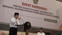 Menteri Agama Sebut 3 Prioritas Aksi Pencegahan Korupsi di Kemenag