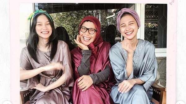 Kisah Indah Permatasari-Arie Kriting, Dicinta Netizen Dibenci Ibu