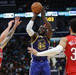 Hasil NBA: Warrior Akhirnya Menang Lagi, Spurs Masih Sempurna