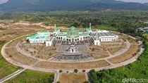 Masjid Agung Natuna ,Mutiara di Utara Indonesia