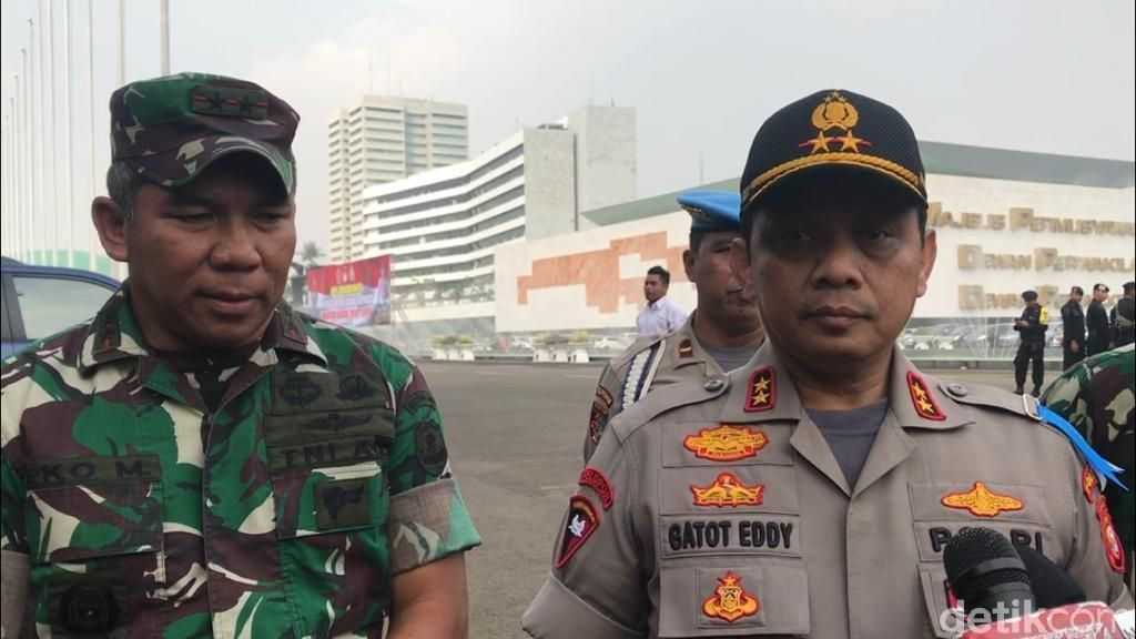 Polda Metro Tutup Operasi Pengamanan Pemilu-Pelantikan Presiden