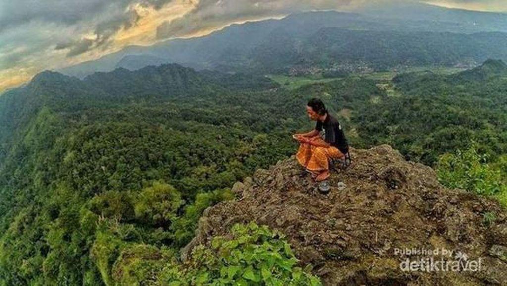 Gunung Gajah, Keindahan Tersembunyi di Sumedang