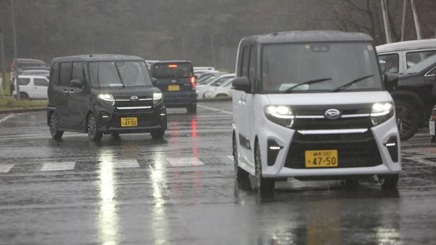 Daihatsu Tanto di Jepang