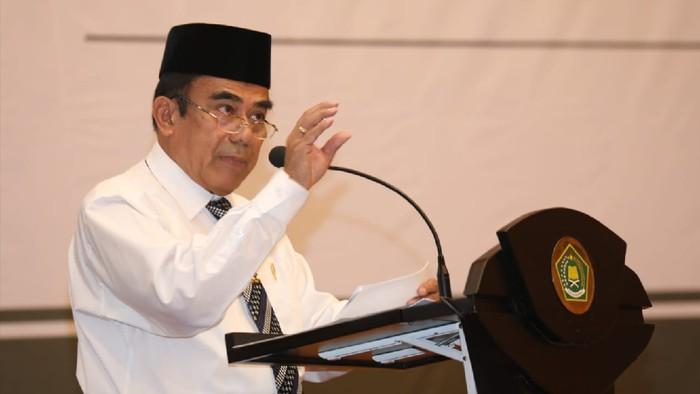 Menteri Agama Fachrul Razi. (Dok Kemenag)