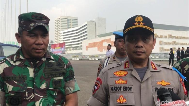 Pangdam Jaya Ingatkan Warga Demo Sesuai UU: Jangan Hukum Rimba yang Bermain