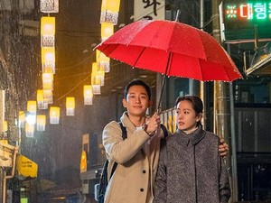 Sinopsis Something in The Rain, Drakor yang Dibintangi Son Ye Jin