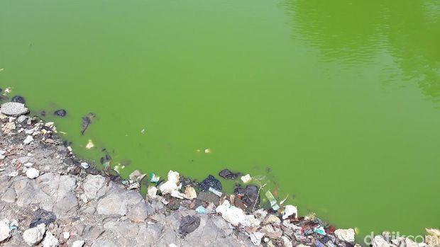 Kemarau, Warga Terpaksa Pakai Air Telaga Meski Bikin Gatal dan Bau