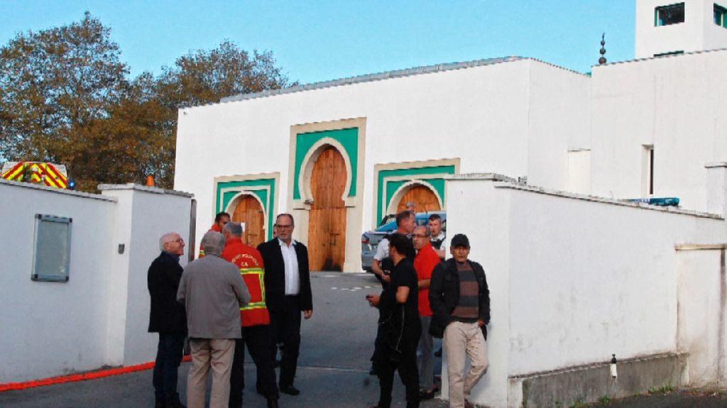 Penampakan Masjid di Prancis yang Diserang
