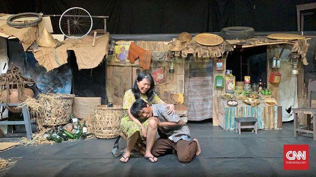 Terancam Tak Pentas, Teater Koma 'Nyerah' pada Anies Baswedan