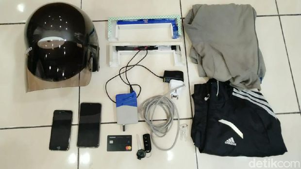 Pasang Kamera Tersembunyi di ATM Bali, WN Ukraina Ditangkap Polisi