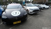 Kadin Ungkap Masalah Pengembangan Mobil Listrik: Limbah Baterai
