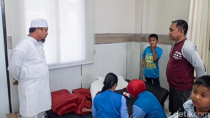 Foto: Wakil Gubernur Sulawesi Selatan (Sulsel) Andi Sudirman Sulaiman (Noval Dwhinuari Antony/detikcom)