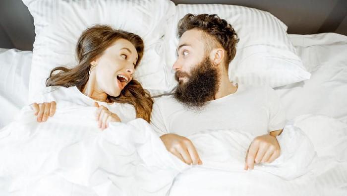 Ilustrasi seks di pagi hari. Foto: iStock